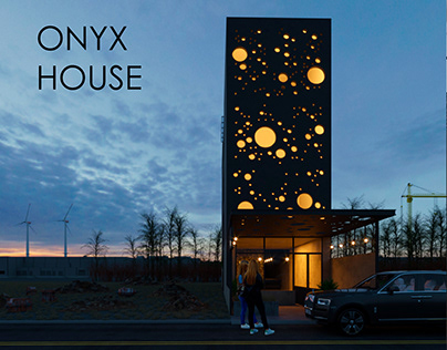 Onyx House / Made by Reference