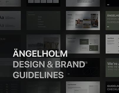 Ängelholm – Design/Brand Guidelines