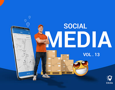 Social Media ( Shipping and Delivery )