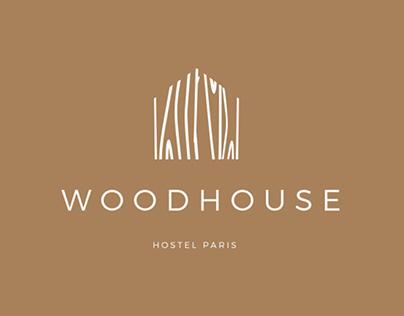 Woodhouse logo design