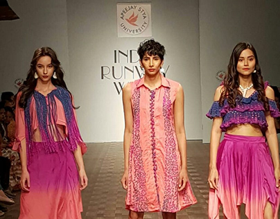 India Runway Week SS'18
