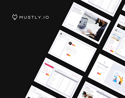 Mustly Presentation Builder