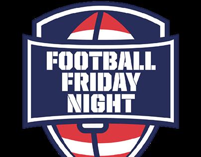 Football Friday Night logos