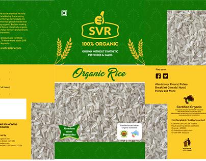 Rice Bag - Branding