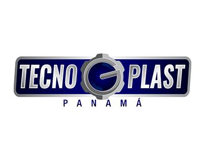 Isologo Tecnoplast Panamá