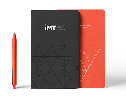 Logotype and branding redesign for the IMT academy