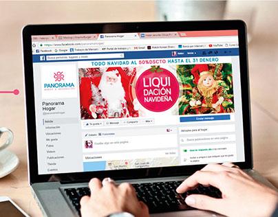 Social media - Panorama Hogar