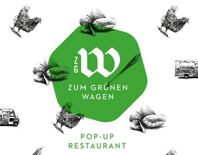 Zum Grünen Wagen – Pop-Up Restaurant