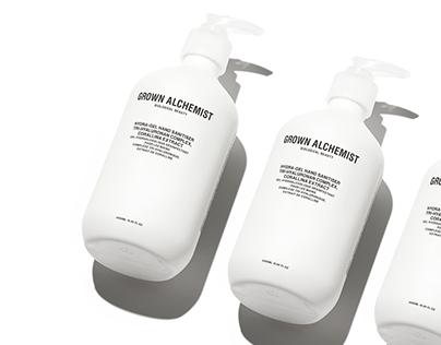 Grown Alchemist Skincare - Packaging