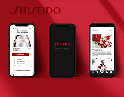Shiseido challenge