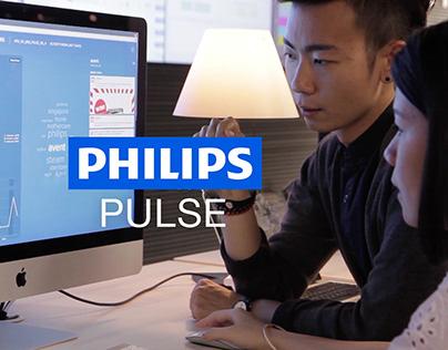 Philips PULSE (Social Creative Lead)