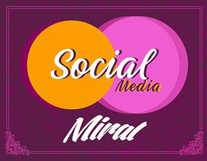 Social media (Miral)