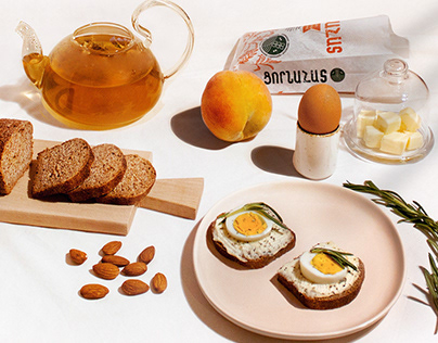 Visual Identity Uplift | Organic Bread