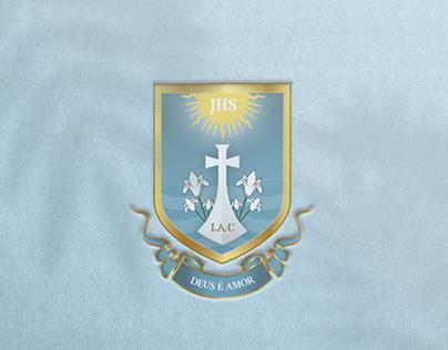 Apóstolas do Cenáculo | Brasão