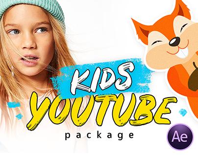 Kids Youtube Package