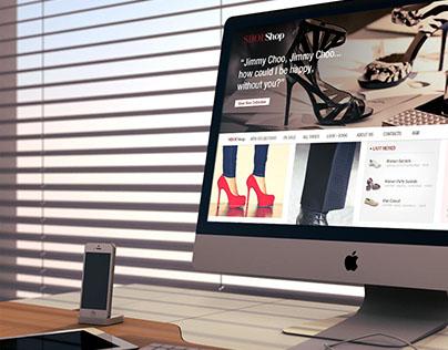 E-Commerce Concept Design