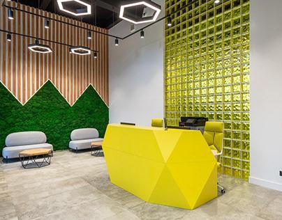 Mango Telecom office