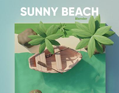 Sunny beach (2021)