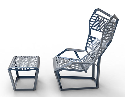 14 GA Chair