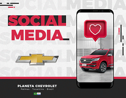 Social Media - Chevrolet