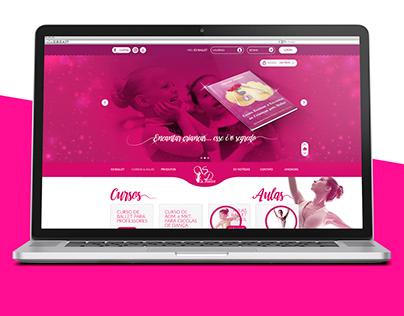 SD Ballet | Webdesign
