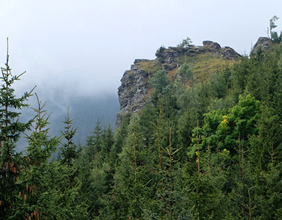Falcon Rocks