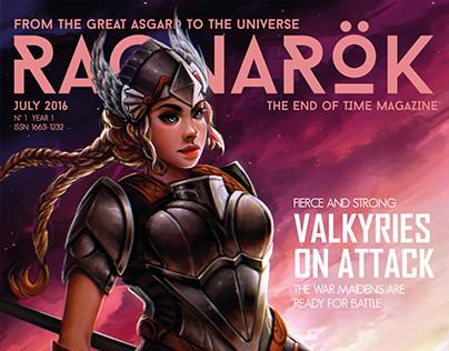 Valkyrie - Ragnarök Magazine