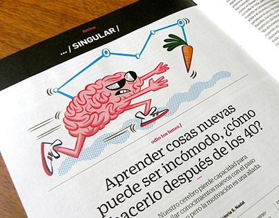 Aprendizaje tras los 40 (Retina nº21, El País)