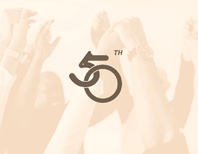 logo 50th Church Ministry