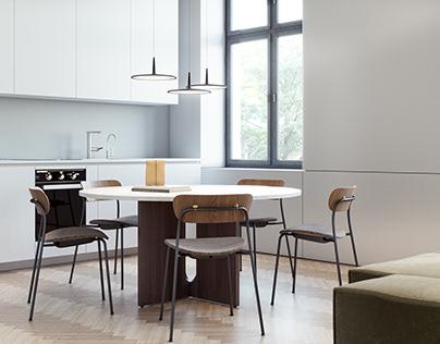 Dynamic apartment