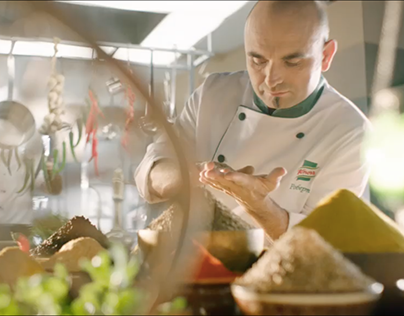 Knorr Chefs campaign