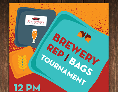 Beer Industry Bags Event