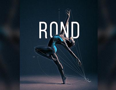 Dance studio poster