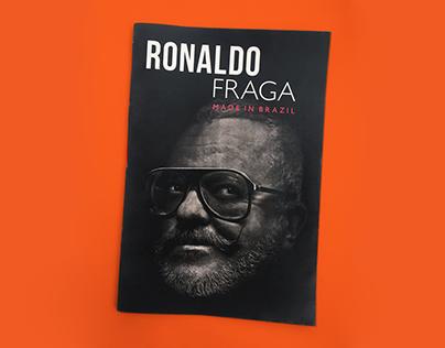 Ronaldo Fraga • Tabloide