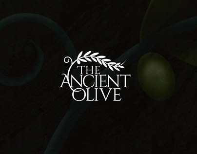 The Ancient Olive rebranding