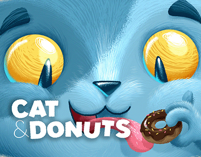 Cat&Donuts
