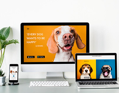 happydog is a site for finding love for your dog