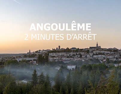 Angoulême 2 minutes d'arrêt