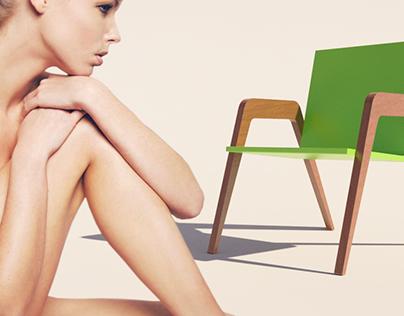 Near Chair