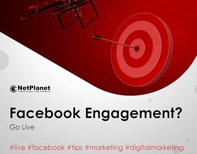 NetPlanet - Facebook Engagement Tips