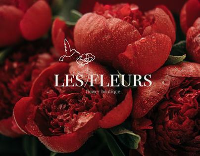 Les fleurs flower boutique