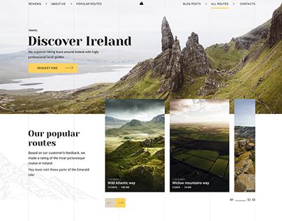Discover Ireland.