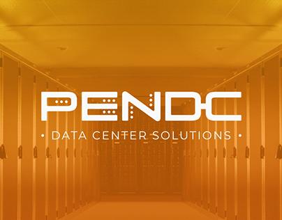 PenDC Data Center - Branding & Website Design