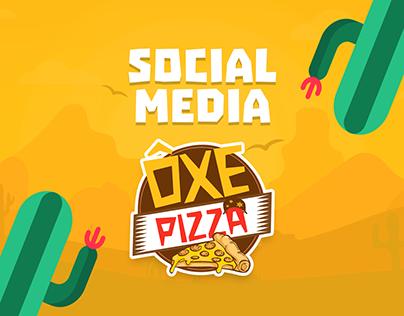Social Media • Pizzaria