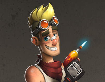 Just Be Cool: Main Character Exploration