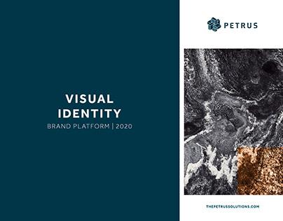 Petrus   Visual Identity