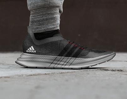 Adidas Design Academy // Application