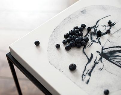 Artwork as a Coffee Table / Flight