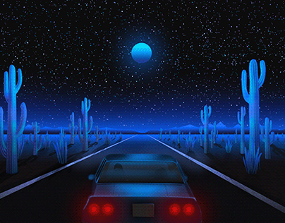 ✨ NIGHT DRIVE ✨