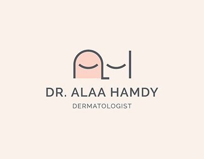 DR. ALAA HAMDY | Logo & Branding
